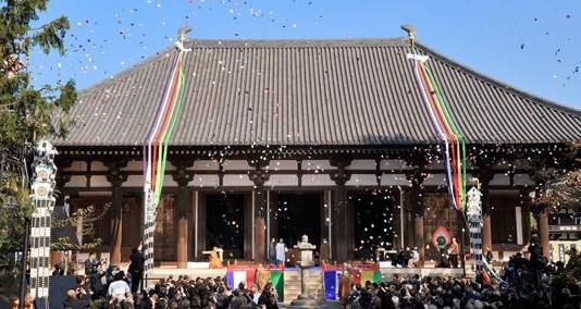 <2010年6月>伊勢路・奈良の旅(その3):「奈良・西ノ京の国宝寺」_c0119160_2122711.jpg