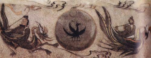 高句麗壁画(1)八咫烏―高句麗と日本の賀茂氏そしてサッカーへ_c0222861_1533462.jpg