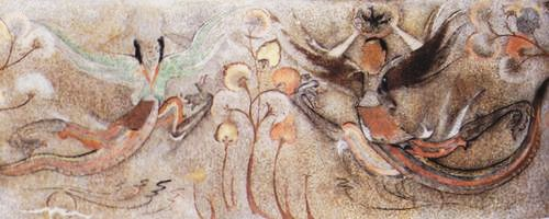 高句麗壁画(1)八咫烏―高句麗と日本の賀茂氏そしてサッカーへ_c0222861_1535318.jpg