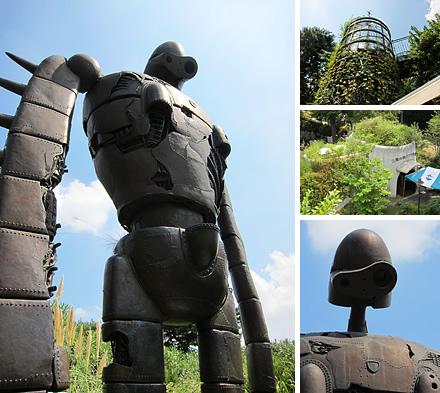 三鷹の森 ジブリ美術館に行きました_e0120811_2322303.jpg