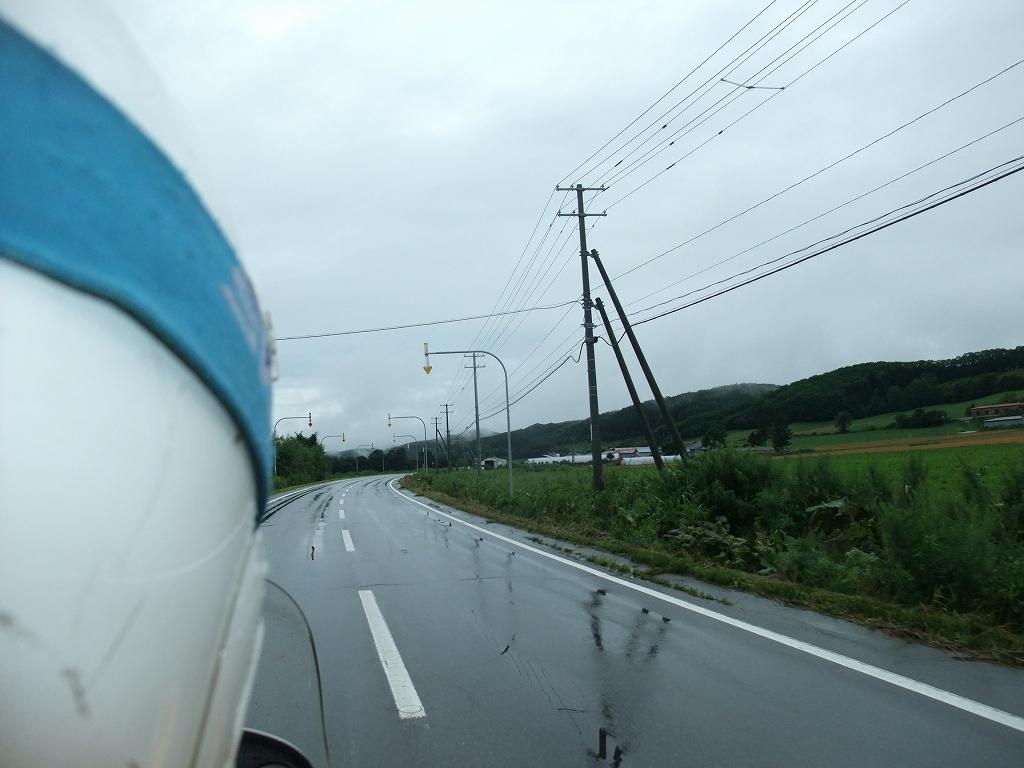 北海道 タンデムツーリング 雨と台風の大雪国道_f0050534_7434611.jpg