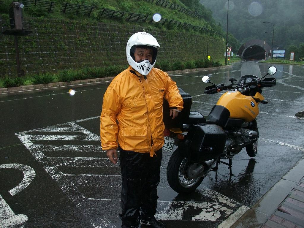 北海道 タンデムツーリング 雨と台風の大雪国道_f0050534_804456.jpg