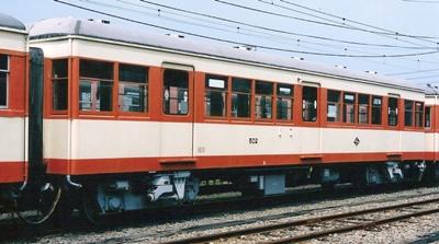伊予鉄道 モハ303・サハ502 _e0030537_0592041.jpg