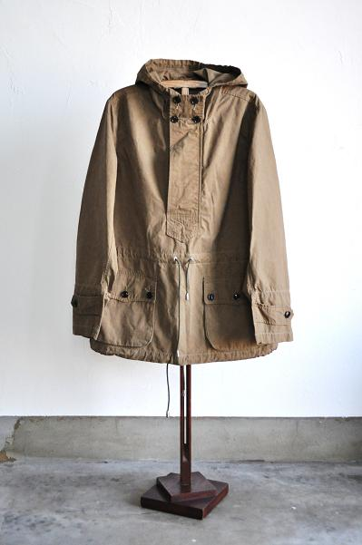 HAVERSACK/ハバーサック  Weather Cloth Parka