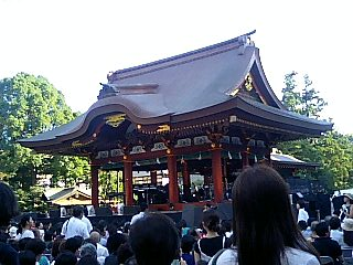 鎌倉音楽祭 舞鶴2010_e0159969_19474894.jpg