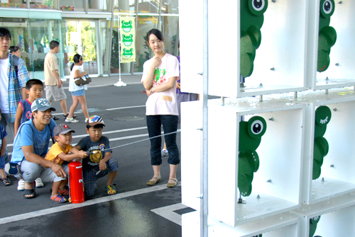 『イザ!カエルキャラバン!in 環境エネルギー館 2010』_c0036272_15284540.jpg