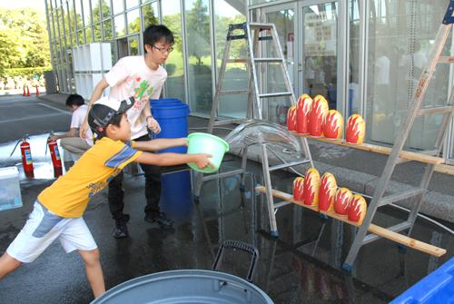 『イザ!カエルキャラバン!in 環境エネルギー館 2010』_c0036272_15291752.jpg
