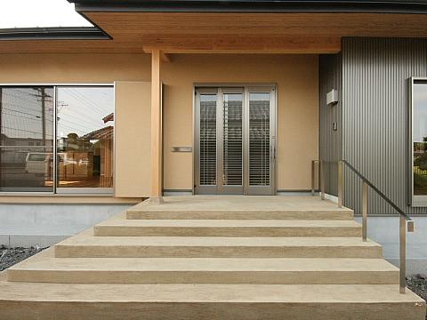 片岡の家 完成しました。_e0145995_21223213.jpg