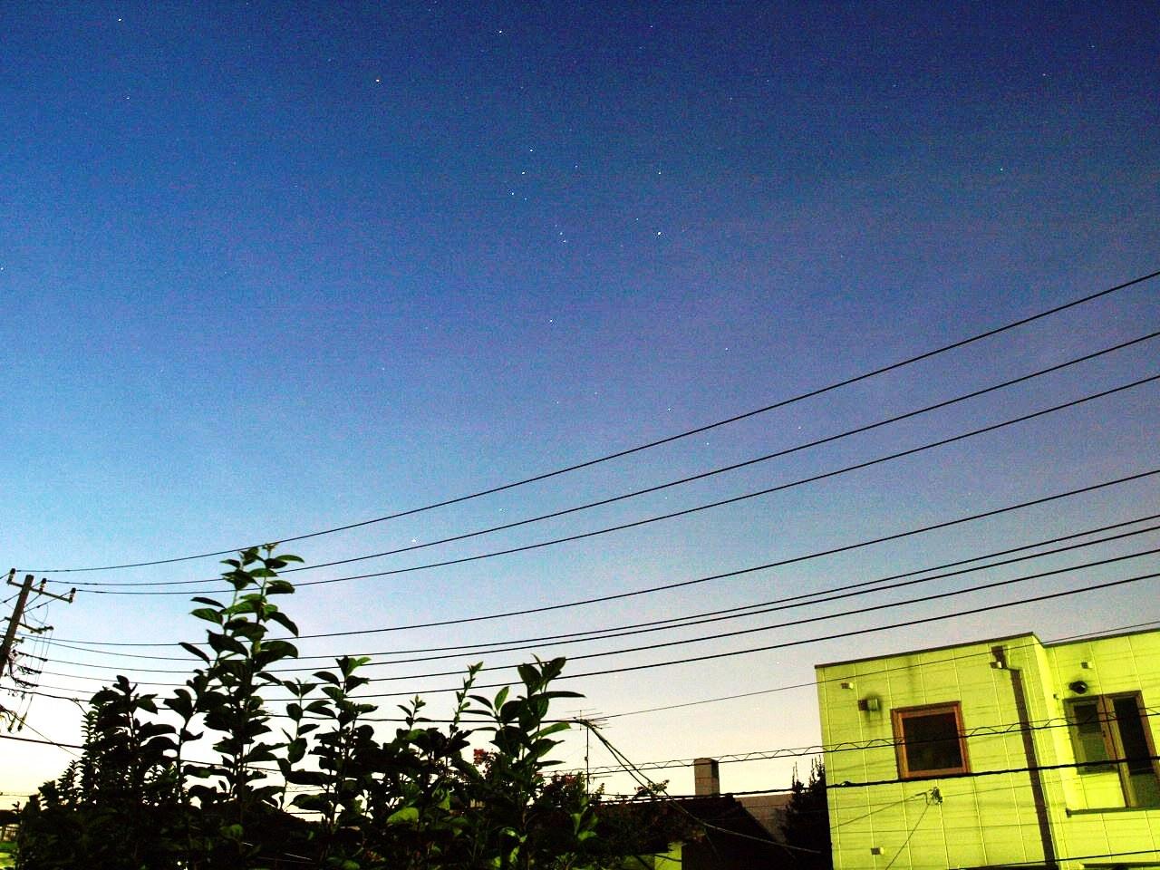 星が見えた_e0094102_8112276.jpg