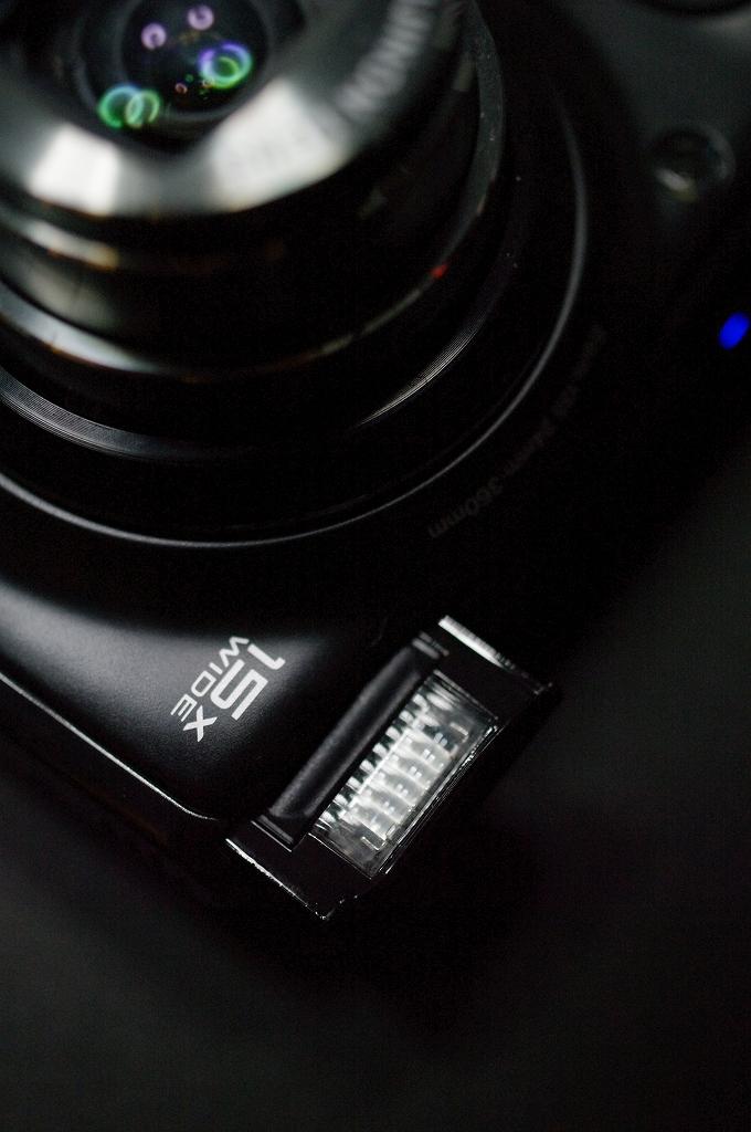 小型 ウエポン FUJIFILM F300EXRがやって来た_f0050534_8191044.jpg