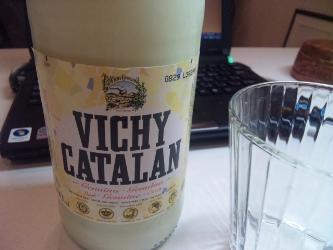 白いVICHY CATALAN!_d0091909_12293553.jpg