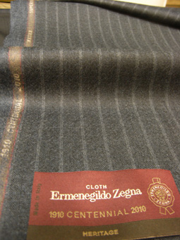 Ermenegildo Zegna 100周年_b0081010_1143203.jpg