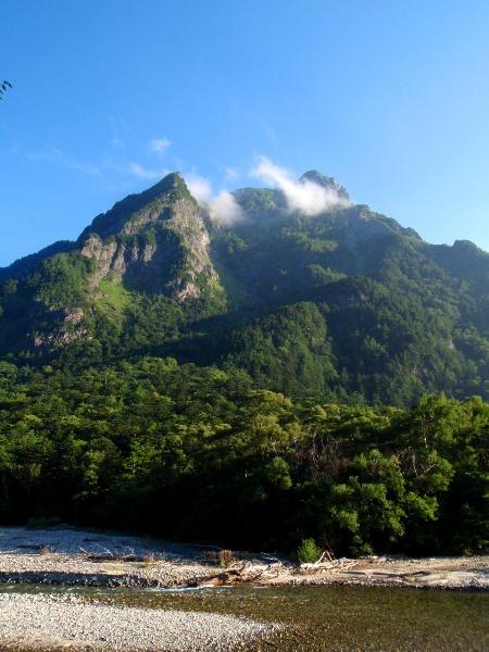 夏休み岩稜歩き-プロローグ_c0177814_16584230.jpg