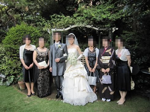 大学時代友人結婚披露宴_d0026830_9224729.jpg