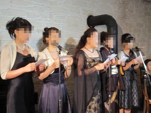 大学時代友人結婚披露宴_d0026830_9235025.jpg