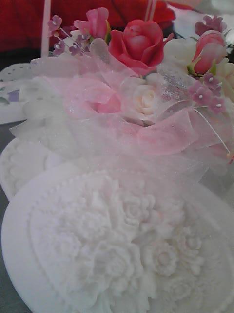 お砂糖で作ったお花_d0165645_1350221.jpg