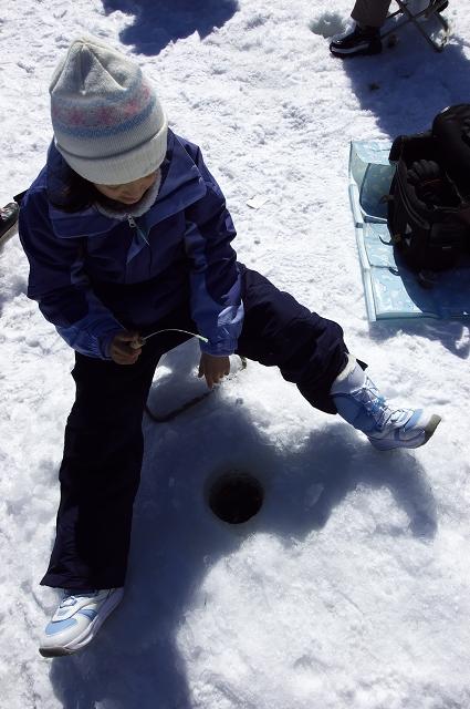 氷上ワカサギ釣り_f0018464_732249.jpg