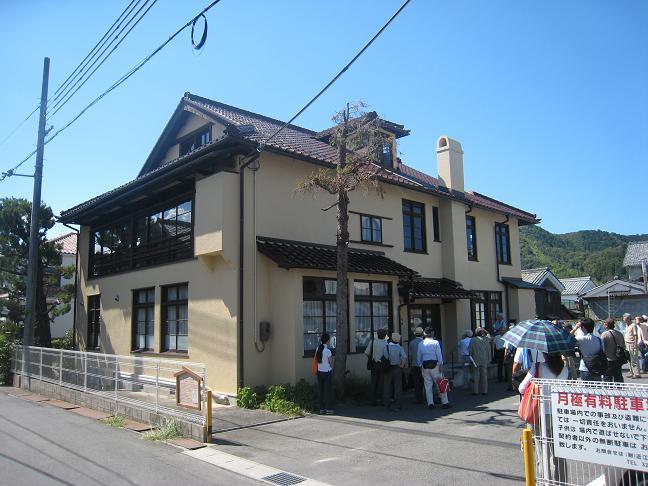 近江八幡にヴォーりズを訪ねる。_f0205367_0113978.jpg