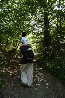 楽しい土曜日の山登りでした_f0106597_23363957.jpg