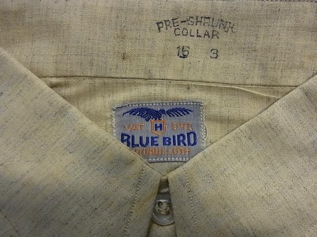 アメリカ仕入れ情報#4 デッドストック 40'sシャツ出ました。_c0144020_8595827.jpg