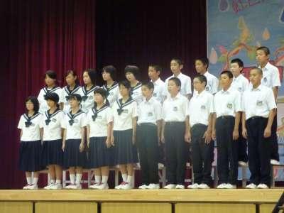 矢島中学校祭_b0084826_584557.jpg