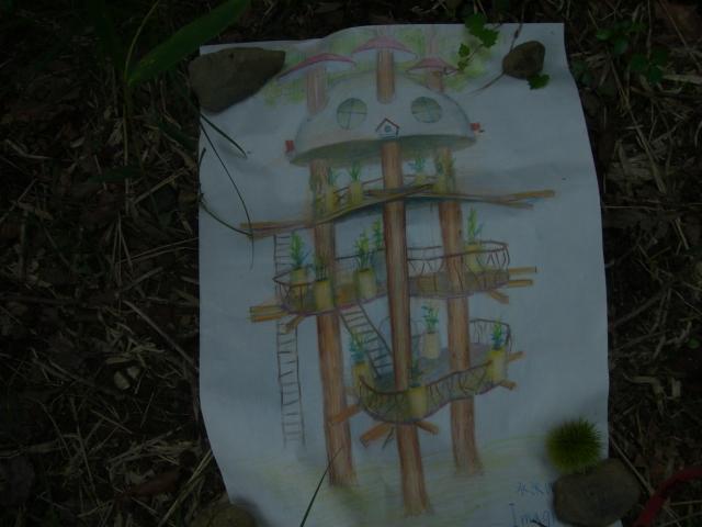 森のツリーハウス_c0148232_14465622.jpg