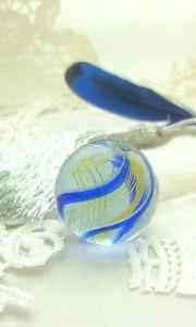 9月も青い石を_c0157242_12365210.jpg