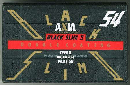 AXIA BLACK SLIMⅡ_f0232256_844357.jpg