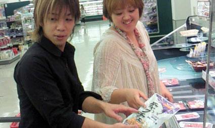 【小阪店アシスタント入江】小阪店名物BBQ大会前夜_c0080367_1563083.jpg