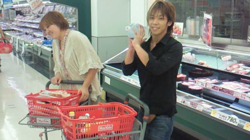 【小阪店アシスタント入江】小阪店名物BBQ大会前夜_c0080367_1565841.jpg