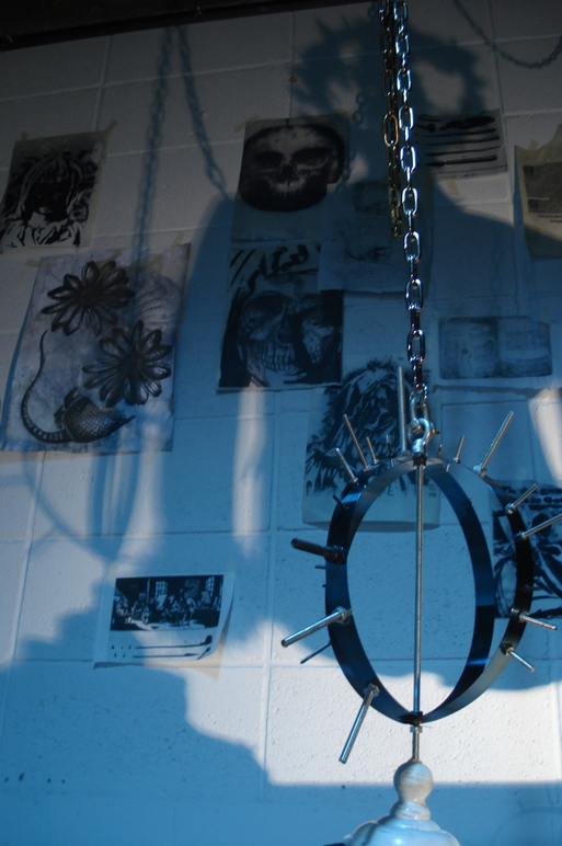 sabotage展「未来のイヴ-機械仕掛けの幸運」-展示会風景_f0168398_20301440.jpg