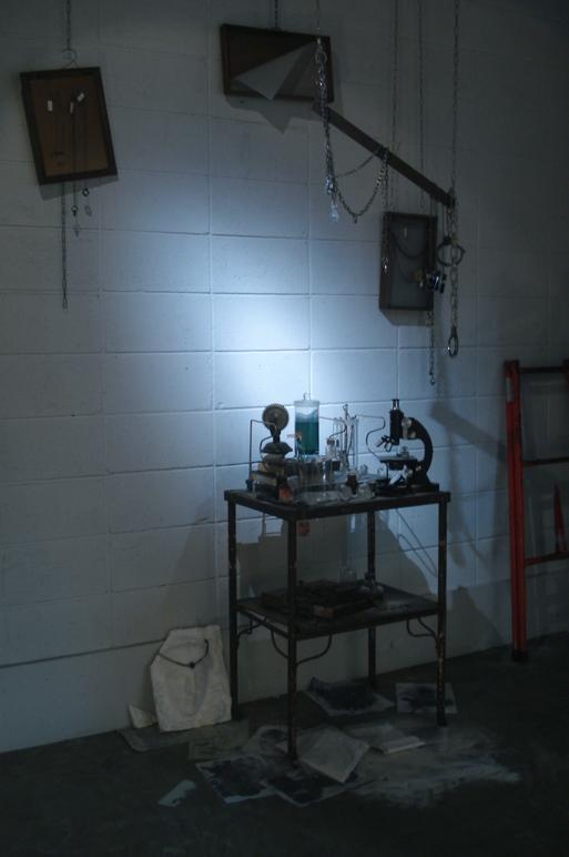 sabotage展「未来のイヴ-機械仕掛けの幸運」-展示会風景_f0168398_20343647.jpg