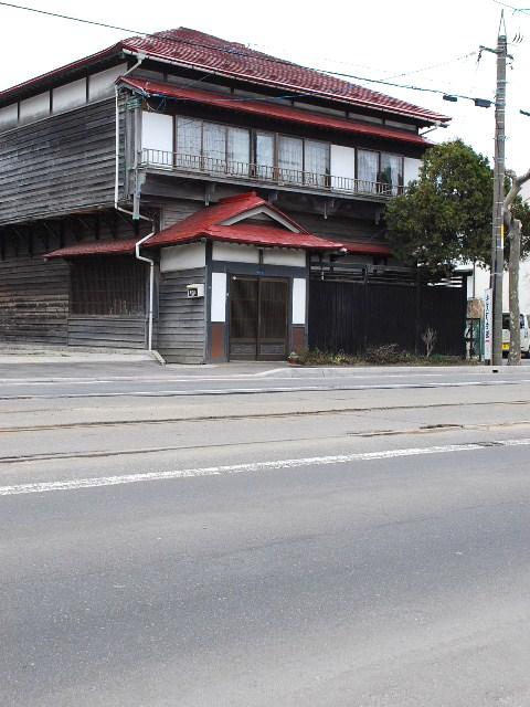 函館弁天町の本田家住宅(函館の建築紹介)_f0142606_1934361.jpg