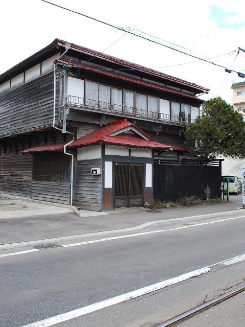 函館弁天町の本田家住宅(函館の建築紹介)_f0142606_1937285.jpg