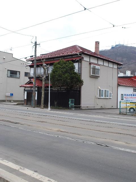 函館弁天町の本田家住宅(函館の建築紹介)_f0142606_195684.jpg