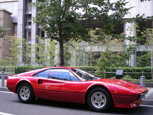 フェラーリはキャブの308が一番!_a0129711_20223095.jpg