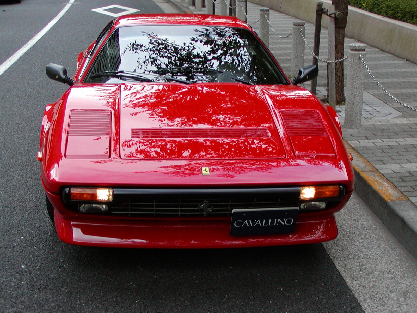フェラーリはキャブの308が一番!_a0129711_20304652.jpg