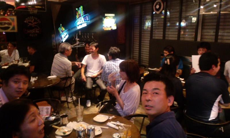 東淀川高校陸上部OB会_e0163013_10451389.jpg