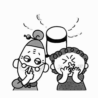 もったいないばあさん日記『生ゴミ』/文:真珠まりこ_a0083222_1325629.jpg