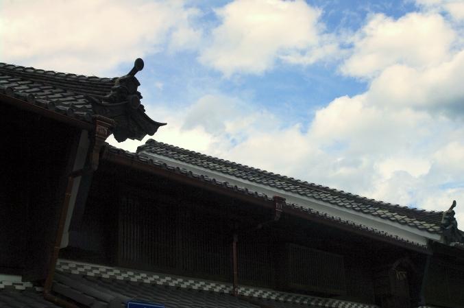 うだつの上がる町並みへ~♪ 岐阜県美濃市_d0145934_1719218.jpg