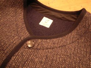 "\""ANATOMICA BB CLOTH VEST HIGH NECK\""ってこんなこと。_c0140560_13175798.jpg"