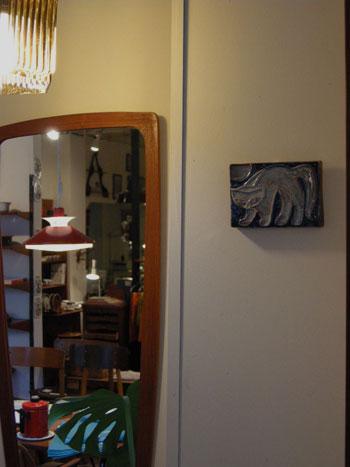 猫の陶板 (Michael Andersen)_c0139773_1834171.jpg