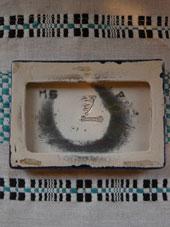 猫の陶板 (Michael Andersen)_c0139773_18351831.jpg