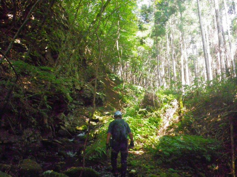 安達太良山・寺沢 ~ 2010年8月30日_f0170180_1904081.jpg