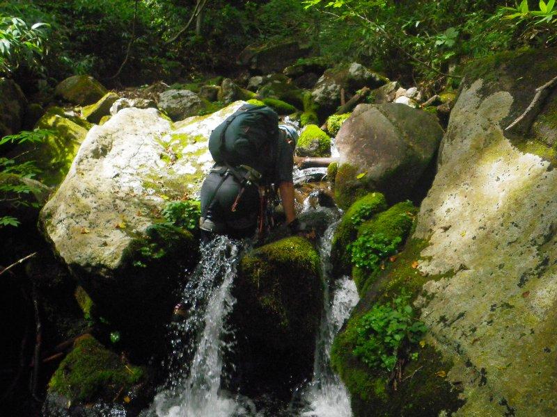 安達太良山・寺沢 ~ 2010年8月30日_f0170180_1933344.jpg