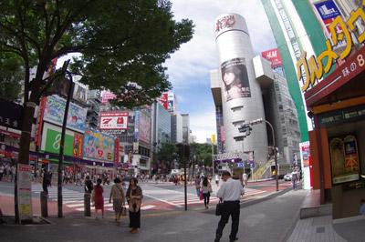 9月7日(火)今日の渋谷109前交差点_b0056983_11354265.jpg