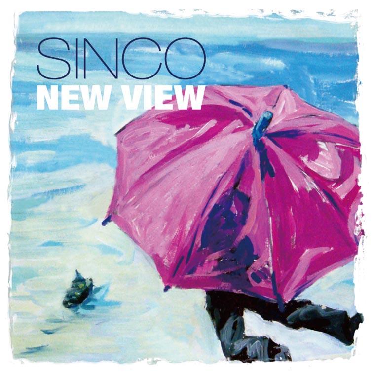Sinco ニューアルバム「New View」 レコ発 後記_e0182990_20492923.jpg