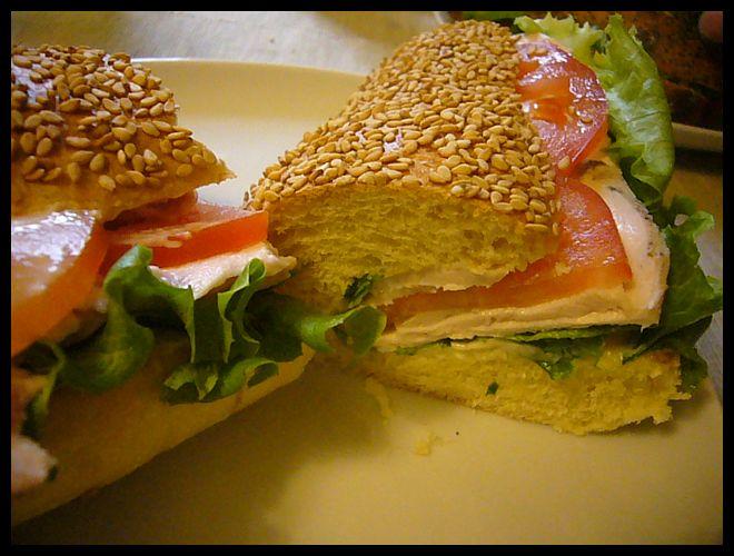 【サンドイッチ】久しぶりのMULOTのサンドイッチに大満足(PARIS)_a0014299_1805850.jpg