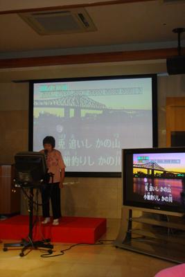 施設間交流カラオケ大会開催☆_a0154110_16154620.jpg