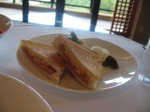 時の雫 【Breakfast】_f0215714_19354721.jpg
